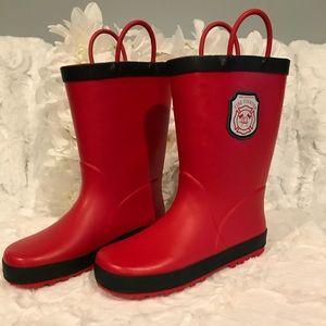 BRAND NEW KIDS CARTERS RAIN BOOTS